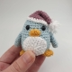 Mini Christmas Penguin